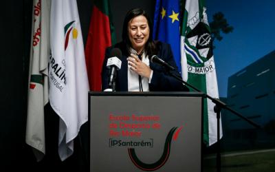 Chefe de missão aos Jogos Paralímpicos Tóquio2020 anunciada em Rio Maior