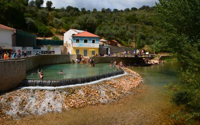 Quatro praias fluviais do distrito de Santarém com Bandeira Azul