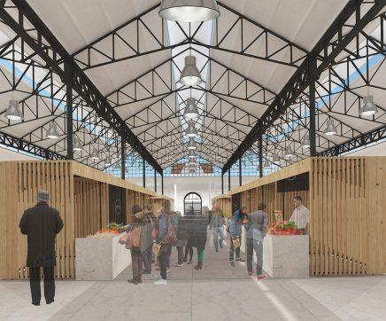 Obra do Mercado Municipal adjudicada por dois milhões de euros