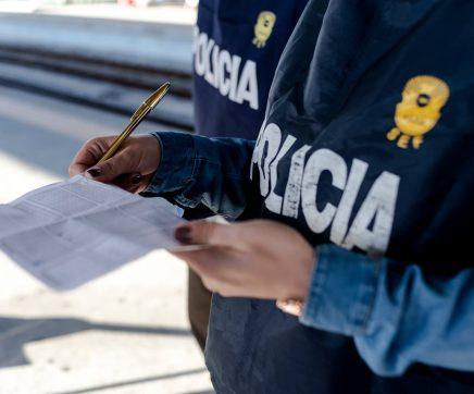 Três estrangeiros identificados na Rodoviária obrigados a abandonar o país