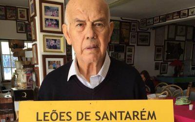 Morreu António Medeiros, antiga glória da União e Leões de Santarém