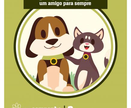 Alcanena dinamiza Campanha de adopção de animais