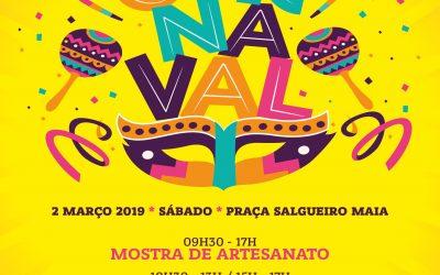 """Entroncamento promove """"Viver o Comércio"""" Especial de Carnaval"""