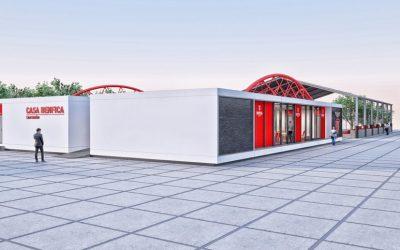 Casa do Benfica em Santarém é caso de estudo na Universidade Católica Portuguesa