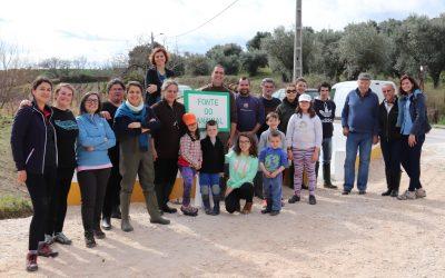 Cidadãos e políticos em acção de reabilitação da Ribeira do Canavial