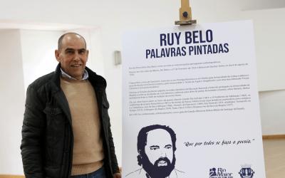 Exposição de Pintura comemora 86 anos do nascimento do Poeta Ruy Belo