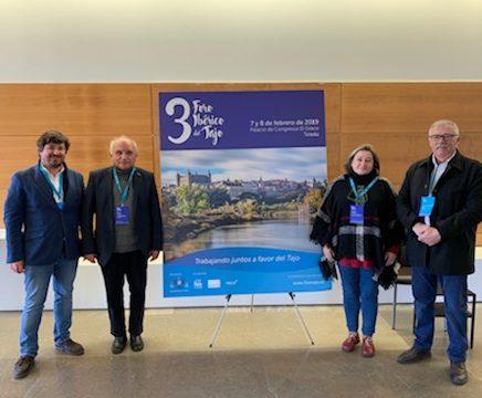Azambuja presente no 3º Fórum Ibérico do Tejo, em Toledo-Espanha