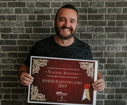 Valter Antunes distinguido como Fotógrafo do Ano 2019