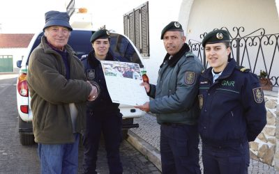 GNR resgata idosos da solidão (C/VÍDEO)