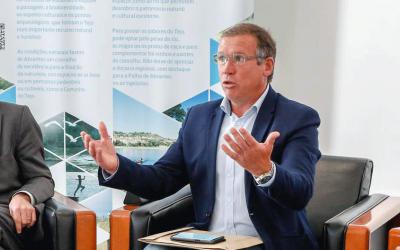 Manuel Jorge Valamatos é o novo presidente da Câmara de Abrantes