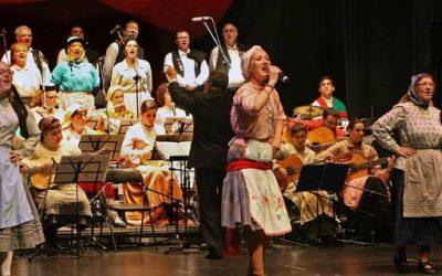 Circulo Cultural Scalabitano comemora 64 anos com espectáculo diversificado