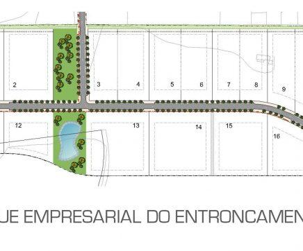 """Aprovado projecto para o """"Parque Empresarial do Entroncamento"""" no valor de 1,6 milhões de euros"""