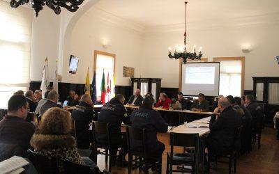 Comissão Distrital de Protecção Civil reúne para discutir gestão de faixas de combustíveis