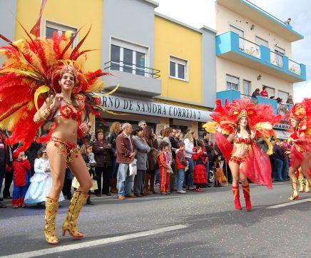 Carnaval de Samora Correia promete maior folia do Ribatejo