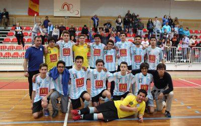 Vitória Clube de Santarém sagra-se tri-campeão