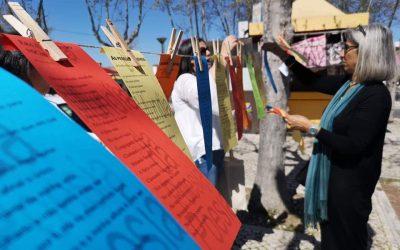 Almeirim tem poesia espalhada pelas ruas