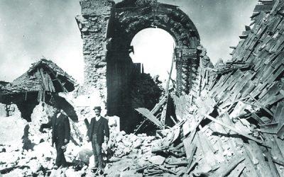 Memórias da Cidade: Quando a Terra tremeu em 1909 e 1969