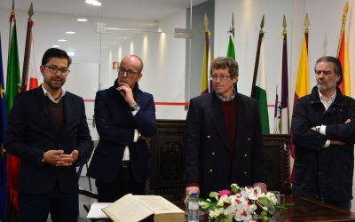 Hugo Pedrosa mantém presidência da Associação Comercial de Santarém