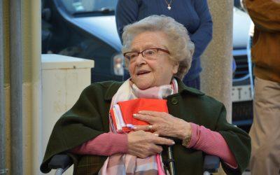 VÍDEO | Helena Stoffel homenageada com atribuição do seu nome a uma rua de Santarém
