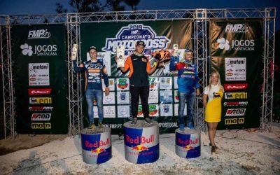 Piloto de Torres Novas é o mais jovem de sempre a vencer corrida Elite em Portugal
