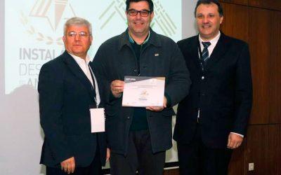 Município da Chamusca recebeu galardão do Programa Desportivo Recomendado 2019