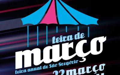 Feira de S. Gregório de 22 de Março a 7 de Abril no Almonda Parque