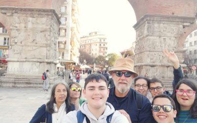 Alunos de Santarém na Grécia para intercâmbio escolar