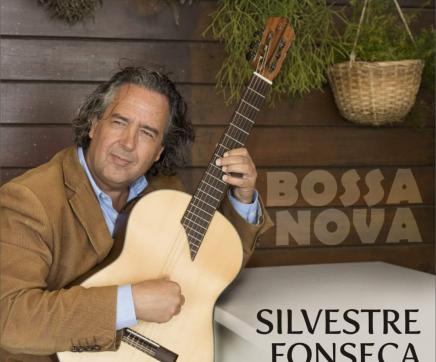 Silvestre Fonseca sobe ao palco no Cartaxo para apresentar o seu último trabalho