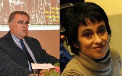 Conferências de Ana da Silva e Ludgero Mendes no Centro de Investigação Professor Doutor Joaquim Veríssimo Serrão