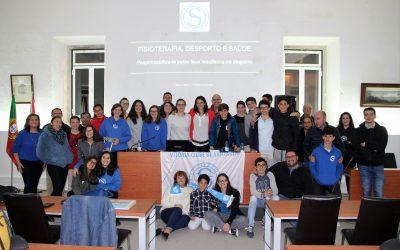 Vitória de Santarém organiza acção de formação sobre fisioterapia e nutrição