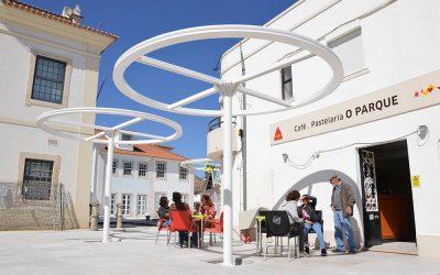 Praça da República em Vila Nova da Barquinha requalificada e sem trânsito
