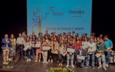 Câmara da Chamusca apoia jovens do concelho com 51 bolsas de estudo e seis bolsas de mérito