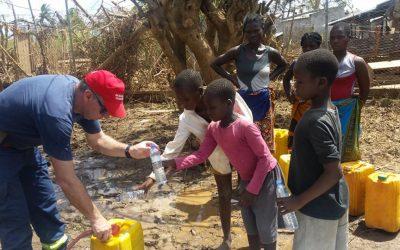 Bombeiros de Santarém detectaram o último cidadão português do lote de desaparecidos em Moçambique