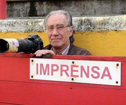 Morreu o fotógrafo taurino Duarte Chaparreiro
