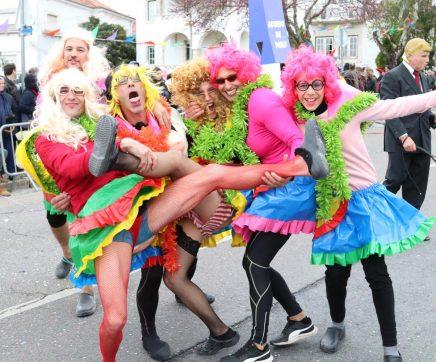 Centro Cultural e Recreativo Arneirense venceu o Corso de Carnaval de Santarém (C/VÍDEO)