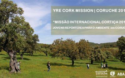 Coruche acolhe 22 Jovens Repórteres para o Ambiente de quatro países