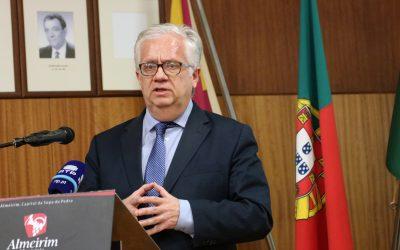 Ministro da Administração Interna pede que não se abrande esforços na limpeza dos terrenos