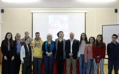 II Encontro Nacional de Cursos de Interpretação de 1 a 5 de Abril em Santarém