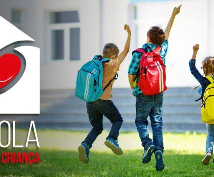 Dez escolas da região distinguidas com selo Escola Amiga da Criança