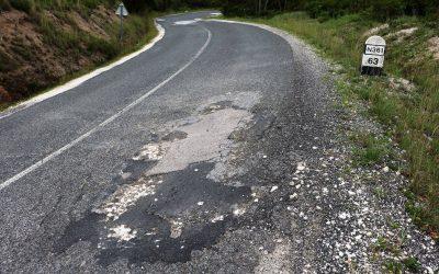 Intervenção do troço Amiais de Cima/Alcanena na estrada regional 361 autorizada