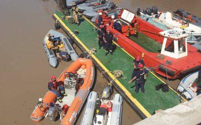 Contingente de Bombeiros de Santarém presta auxílio às vítimas do ciclone em Moçambique