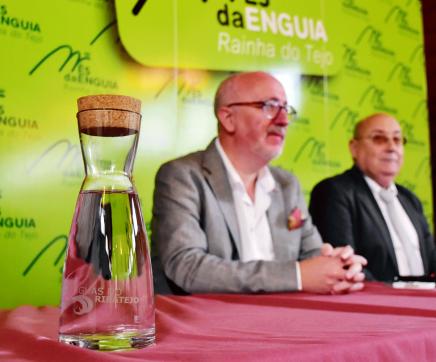 Mês da enguia promove água da rede pública