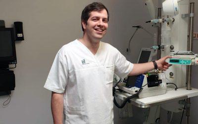 Enfermeiro do Hospital de Santarém nomeado para prémio Europeu