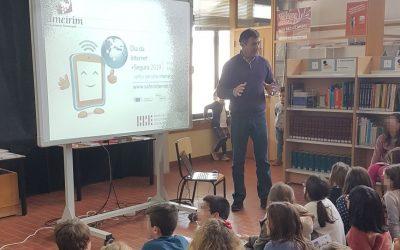 """Almeirim sensibiliza crianças para utilização """"segura e consciente"""" da Internet"""