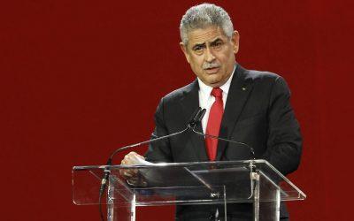 Luís Felipe Vieira anuncia nova geração de Casas do Benfica em Santarém