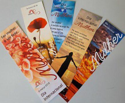Câmara de Santarém oferece marcador de livro no Dia da Mulher