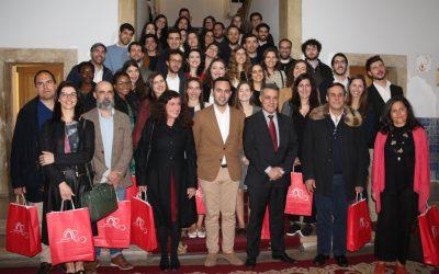 Novos médicos da região recebidos na Câmara de Santarém
