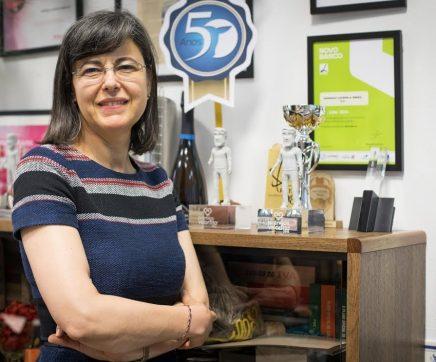Paula Borrego é a Profissional do Ano em Almeirim