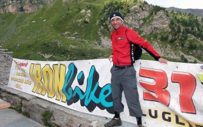Pedro Bento vai de bicicleta até ao Nepal em projecto solidário após acidente grave