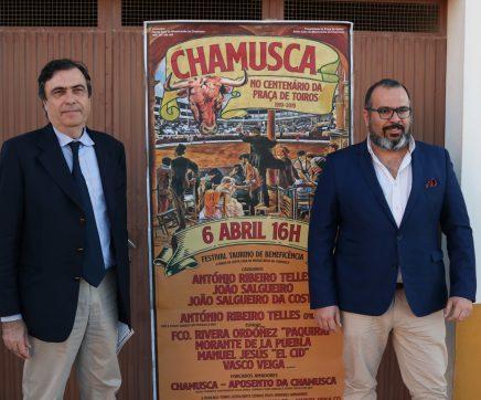 Chamusca recebe grandes matadores espanhóis e cartel de luxo em Festival Taurino